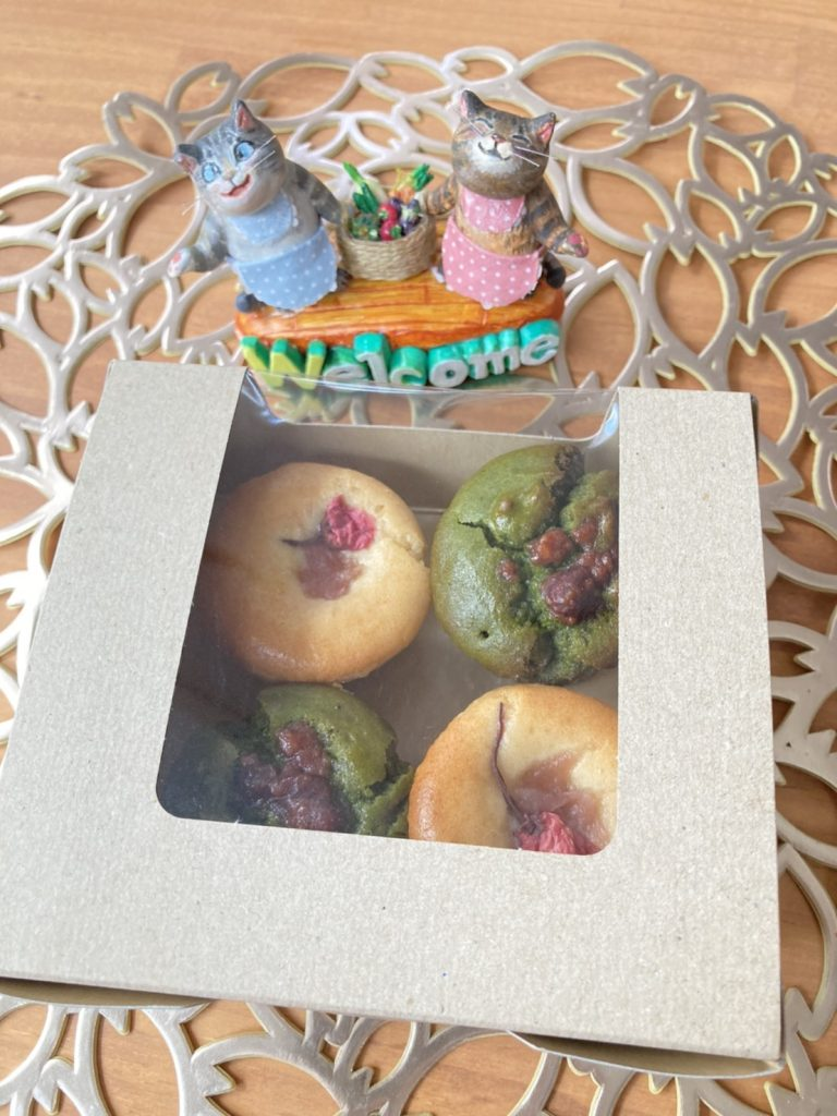 picture of gluten free muffins for take-out 2